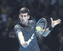 Djokovic, John Isner'i set vermeden yendi