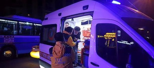 Başkent'te kaza 4 ölü 1 yaralı