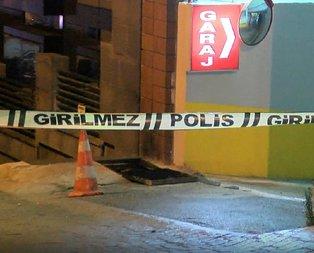 İstanbul'da korku dolu anlar! Rögarda patlama!