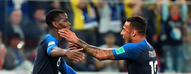 2018 FIFA Dünya Kupasında ilk finalist Fransa!