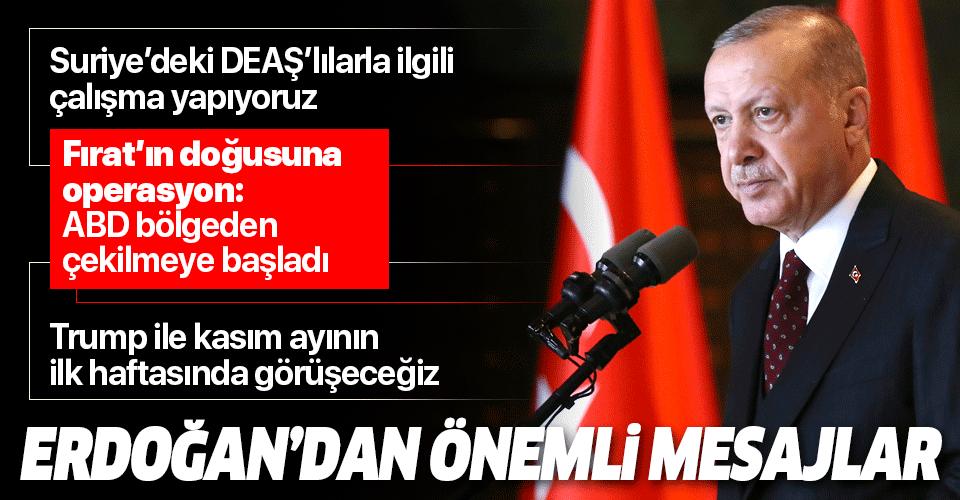 Son dakika: Başkan Erdoğan'dan Sırbistan ziyareti öncesi önemli açıklamalar