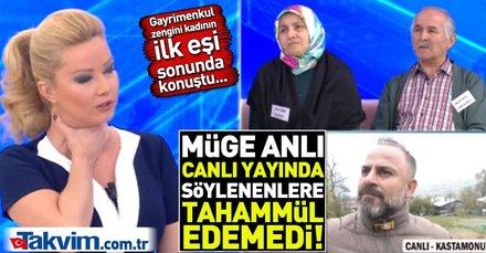 Müge Anlı canlı yayında beklenen an! 23 Ekim canlı yayında Yasemin Oruçoğlu DNA raporu açıklandı mı?