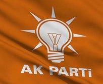 AK Parti'den 3 büyük il için flaş açıklama