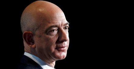 Jeff Bezos'a tehdit sökmedi!