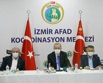 Başkan Erdoğan'dan İzmir'de önemli açıklamalar