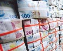 Bütçe 1.7 milyar lira fazla verdi