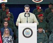 Maduro'dan Trump'a flaş çağrı