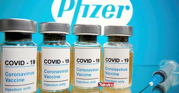 BioNTech aşısı yan etkisi neler? Aşıdan sonra duş alınabilir mi?