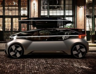 Volvo 360c Concept'i tanıttı! İşte yeni nesil sürücüsüz otomobil