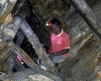 Maden ocağı çöktü onlarca kişi yaşamını yitirdi!