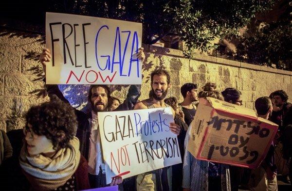 Dünya Gazze için ayağa kalktı!