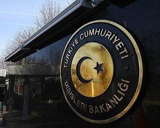 Türkiye'den AB'nin aldığı karara tepki