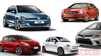 2018 yılında Türkiye'de en çok hangi otomobiller satıldı? İşte en çok satılan otomobil markaları