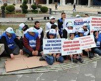 CHP-HDP'nin işçi kıyımına karşı yürüyüş başlıyor
