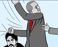 Erdoğan'a izin yok, HDP ve Müslüm'e var