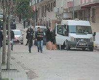 Saldırı hazırlığındaki teröristler yakalandı