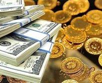 Bir dolar kaç TL? 12 Ekim 2020 dolar ne kadar? Gram, çeyrek, tam altın fiyatları...