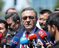 CHP'li vekil PKK'nın ajansına konuştu