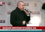 Başkan Erdoğan'dan Ataşehir'de önemli açıklamalar
