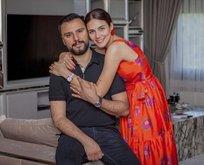 Alişan'dan eşi Buse Varol'a sürpriz!