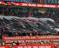 Trabzonspor'dan Mehmetçik'e tam destek!