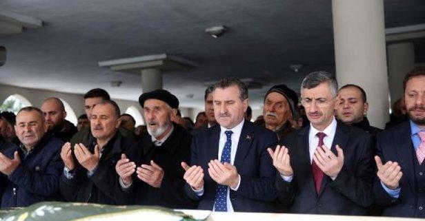 Bakan Osman Aşkın Bak'ın acı günü