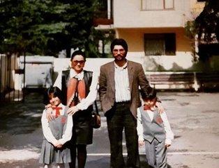 Öykü Gürman'ın çocukluk fotoğrafına yorum yağdı! Sen Anlat Karadeniz'in Asiye'si Öykü Gürman'ı hiç böyle görmediniz!