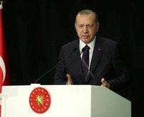 Başkan Erdoğan büyük provokasyonu açıkladı!