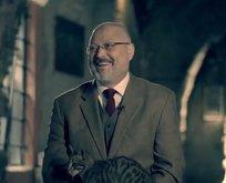 Cemal Kaşıkçının belgesel çekiminden görüntüleri