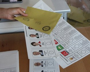 Bozköyde oy verme işlemi 32 dakika sürdü