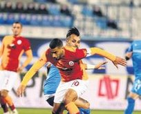 Younes Belhanda maça kaptan çıktı
