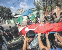 Gazzede cenazemiz var
