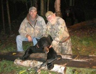 Yavru ayıyı öldürüp poz verdiler sonrası gerçekten çok korkunç...