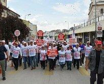 CHP'nin ekmeğiyle oynadığı işçilerden açlık grevi kararı
