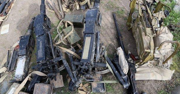 Ermeni ordusu silahlarını bırakıp kaçtı