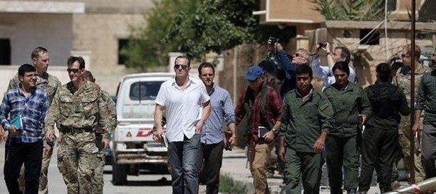 Terör temsilcisi McGurk için suç duyurusu
