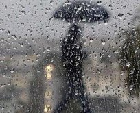 Meteoroloji'den o iller için sağanak uyarısı