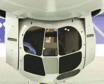 Yerli imkanlarla geliştirilen lazer işaretleyicili kamera