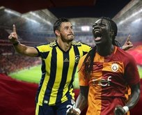 Galatasaray-Fenerbahçe maçı muhtemel 11leri