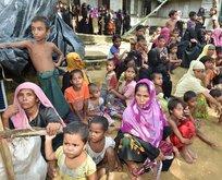 Arakanda soykırım: Müslüman köyleri yok ediliyor