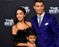 Ronaldo'nun bebeği!