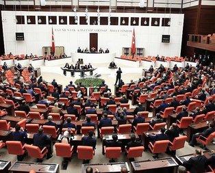 Meclisteki sandalye sayıları ne anlama geliyor?