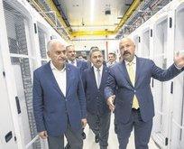 Türkiye'nin verisine 2 milyarlık yatırım