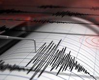 Burdur'da korkutan deprem! AFAD büyüklüğünü açıkladı