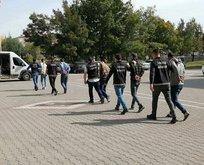 Aksaray'da uyuşturucu operasyonu: 5 tutuklama