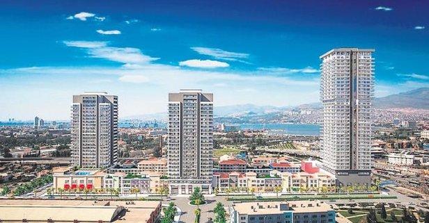 Megapol Group'tan İzmir'e 3 kule