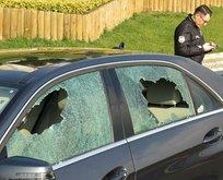 CHP'li Başkanın yeğenleri trafikte terör estirdi!