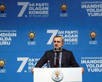 Şenocak'tan CHP'ye deprem bütçesi tepkisi
