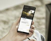 Samsung son bombasını patlattı