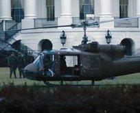 ABD diken üstünde! Beyaz Saray'da bomba paniği